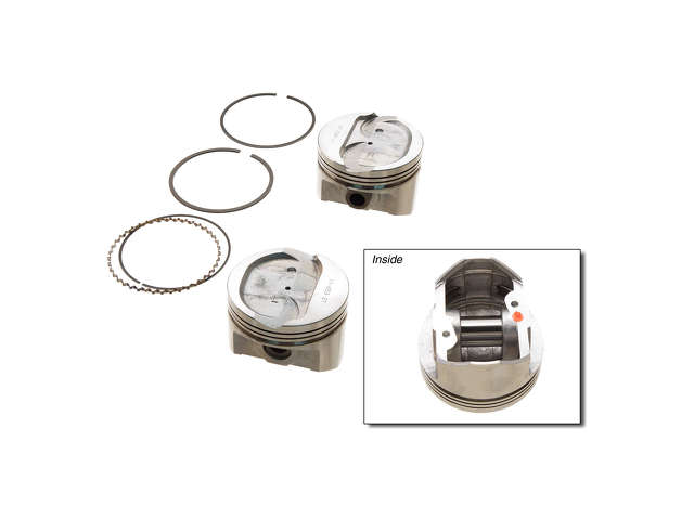 Toyota Piston Set > Toyota 4Runner SR5 Piston Set