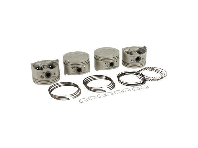 Toyota Piston Set > Toyota Pickup Piston Set