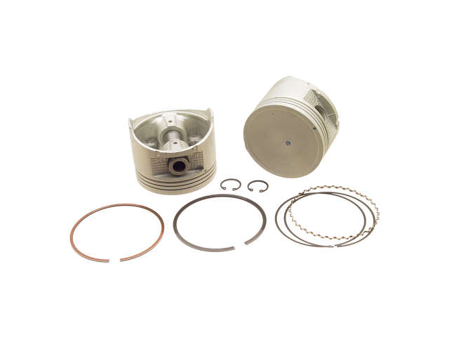 Nissan Piston Set > Nissan 240SX Piston Set