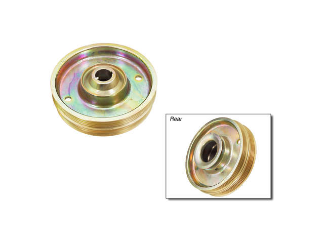 Honda AC Tensioner Pulley > Honda Accord Crankshaft Pulley
