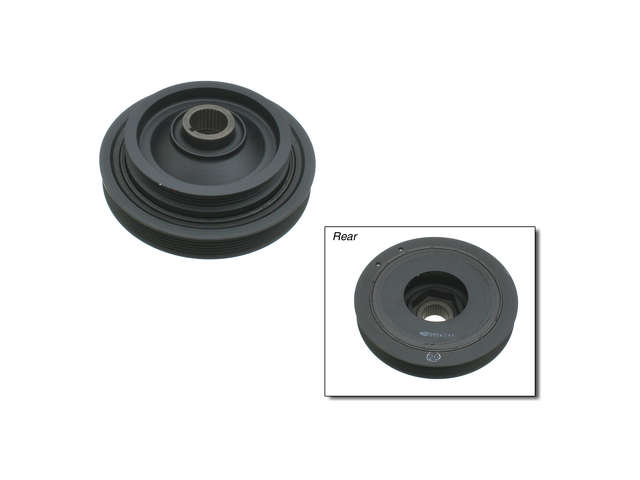 Acura AC Idler Pulley > Acura TL Crankshaft Pulley