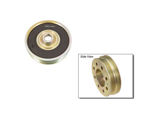 Honda AC Idler Pulley > Honda CRX Crankshaft Pulley