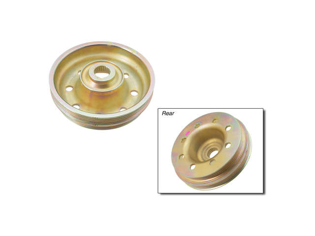 Honda AC Tensioner Pulley > Honda Civic Crankshaft Pulley