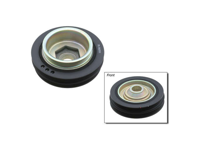 Acura AC Tensioner Pulley > Acura Integra Crankshaft Pulley