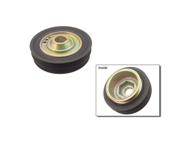 Acura AC Tensioner Pulley > Acura Integra GS-R Crankshaft Pulley
