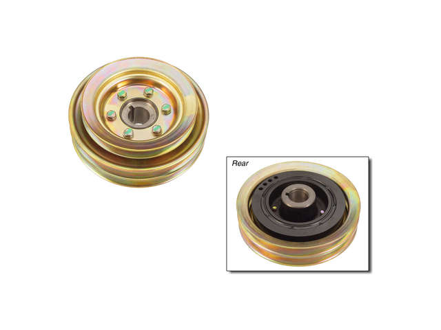 Nissan AC Tensioner Pulley > Nissan Hardbody Crankshaft Pulley