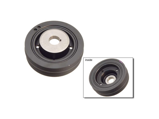 Subaru AC Tensioner Pulley > Subaru Impreza Crankshaft Pulley
