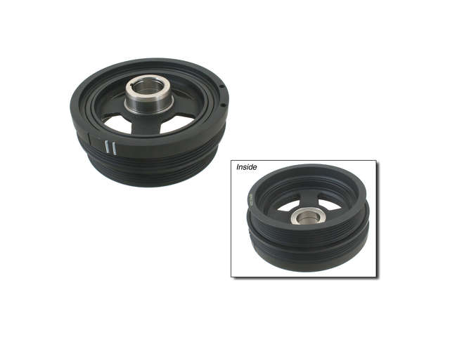 Infiniti AC Tensioner Pulley > Infiniti QX4 Crankshaft Pulley