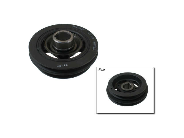 Toyota AC Idler Pulley > Toyota Pickup Crankshaft Pulley