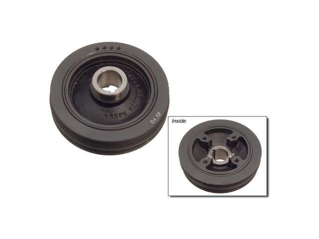 Toyota AC Tensioner Pulley > Toyota T100 Crankshaft Pulley