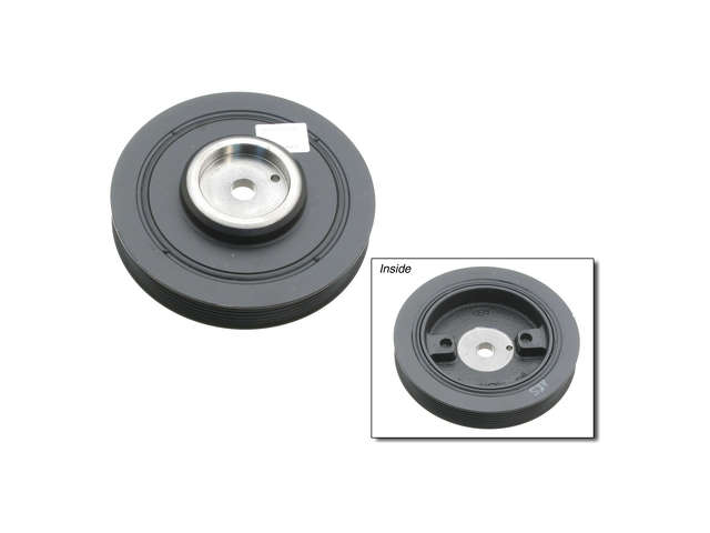 Hyundai AC Tensioner Pulley > Hyundai Sonata Crankshaft Pulley