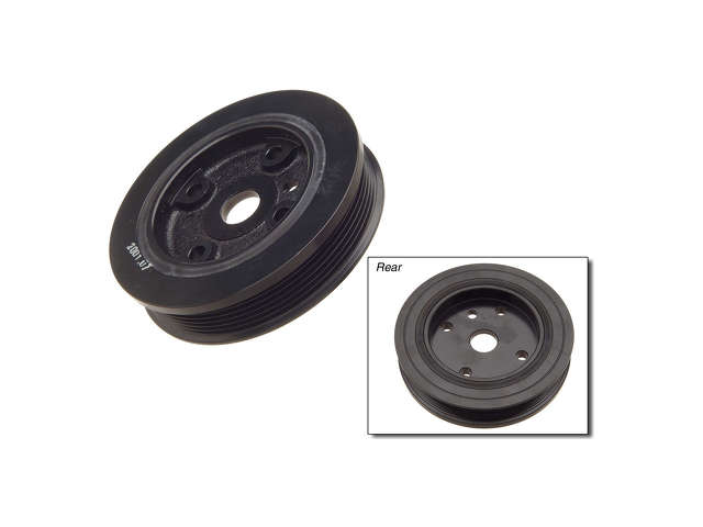 Volvo AC Tensioner Pulley > Volvo 850 Crankshaft Pulley