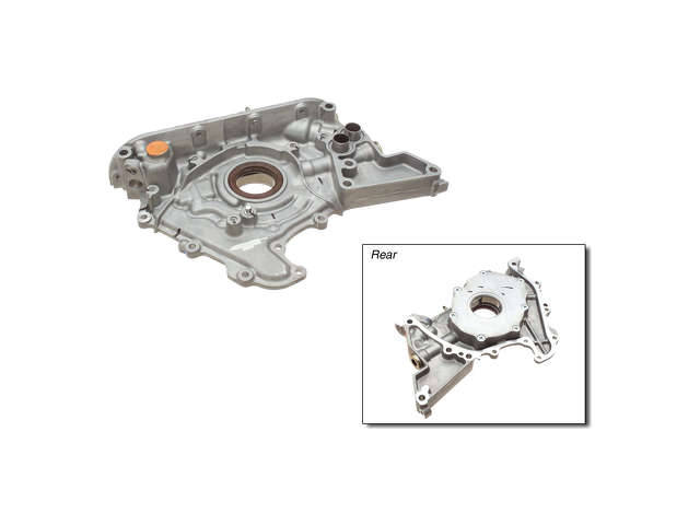 Acura Legend Oil Pump > Acura Legend Oil Pump