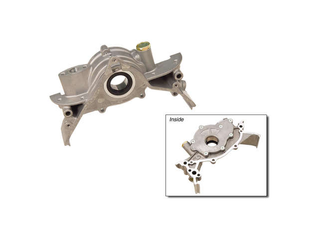 Nissan Hardbody Power Steering Pump > Nissan Hardbody Oil Pump