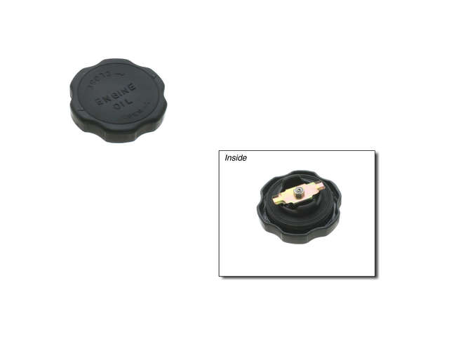 Hyundai Scoupe Distributor Cap > Hyundai Scoupe Oil Filler Cap