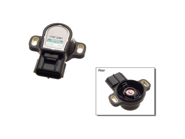 Toyota T100 O2 Sensor > Toyota T100 Throttle Position Sensor