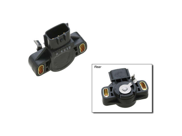 Nissan 200SX > Nissan 200SX Throttle Position Sensor