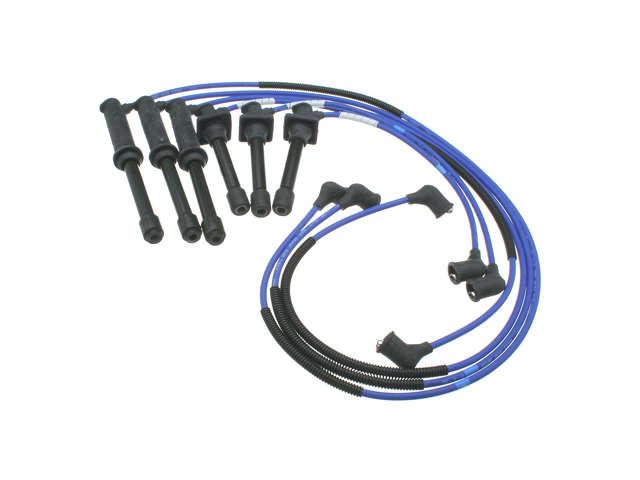 mazda ignition wire set auto parts catalog