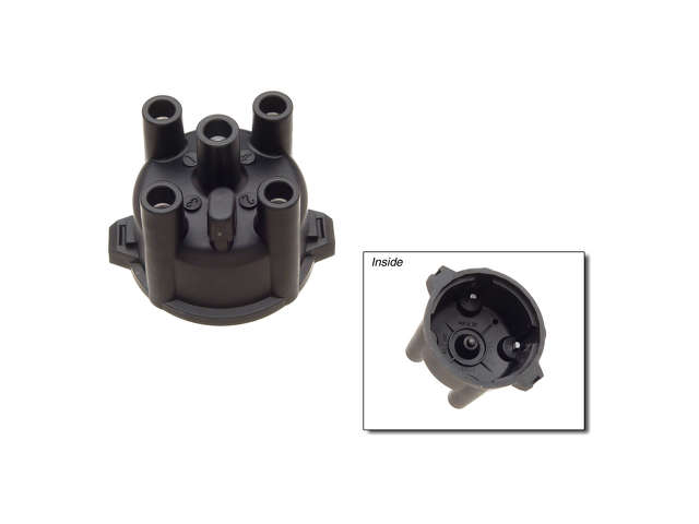 Subaru Distributor Cap > Subaru Wagon Distributor Cap