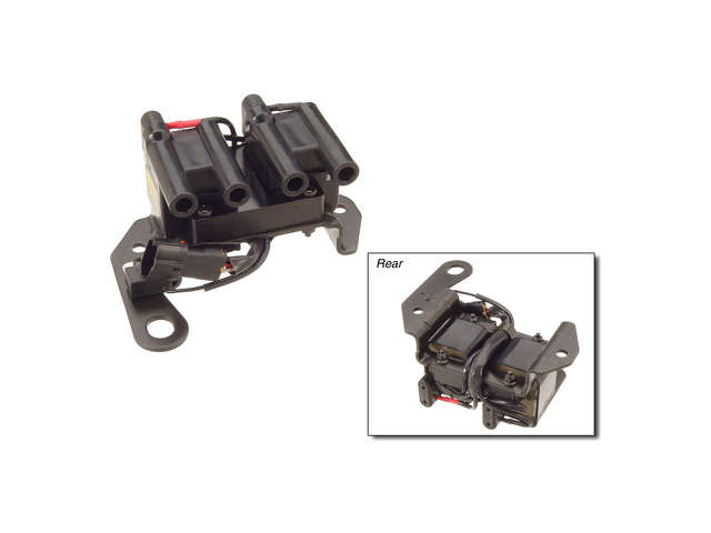 Hyundai Accent Ignition Coil > Hyundai Accent Ignition Coil