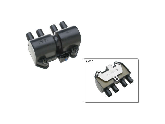 Toyota Ignition Coil > Toyota LandCruiser Ignition Coil