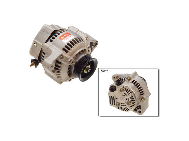 Toyota Alternator > Toyota Tercel Alternator