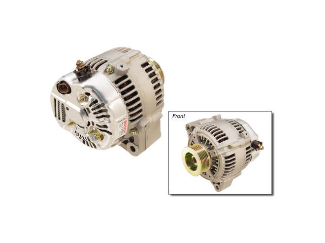 Toyota Alternator > Toyota Sequoia Alternator