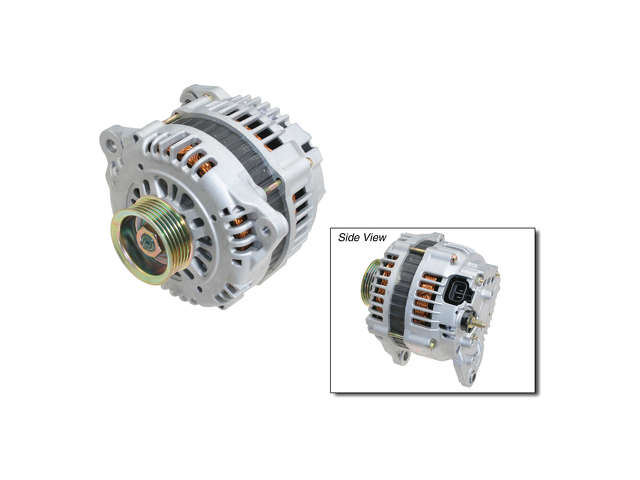 Nissan Alternator > Nissan Pathfinder Alternator