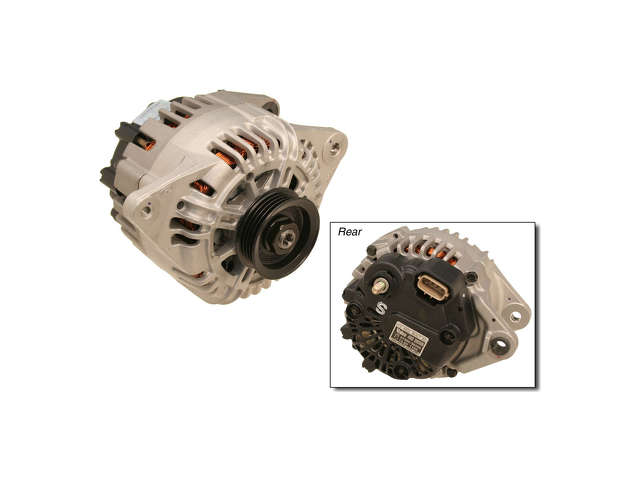 Hyundai Alternator > Hyundai Sonata Alternator