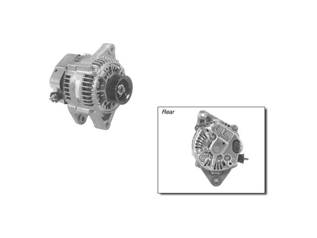 Toyota Alternator > Toyota Celica Alternator