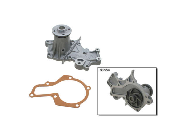 Suzuki Power Steering Pump > Suzuki Esteem Water Pump