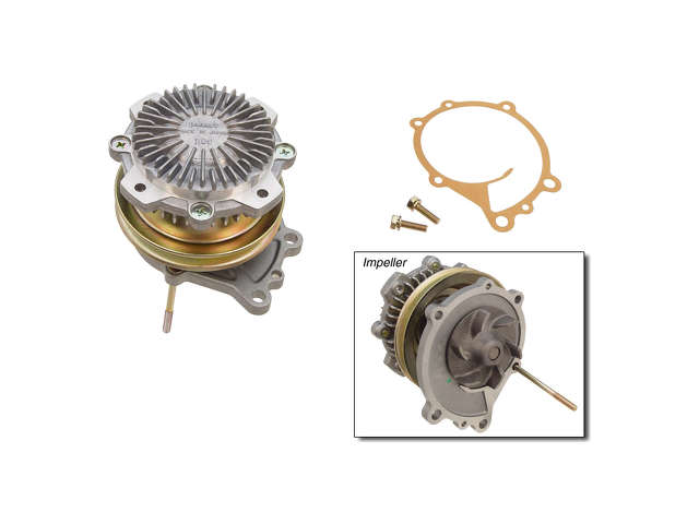 Nissan 610 Water Pump > Nissan 610 Water Pump