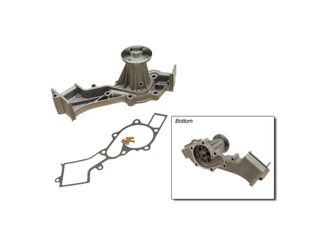 Infiniti Power Steering Pump > Infiniti QX4 Water Pump