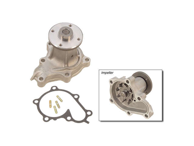 Nissan 200SX Power Steering Pump > Nissan 200SX Water Pump
