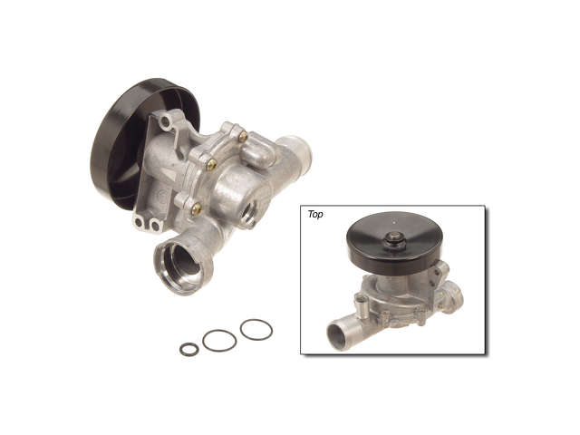 Saab 9-3 Power Steering Pump > Saab 9-3 Water Pump