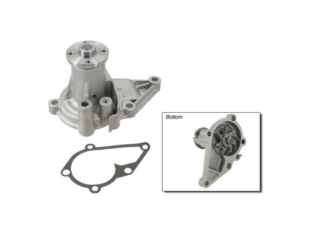 Hyundai Accent Power Steering Pump > Hyundai Accent Water Pump