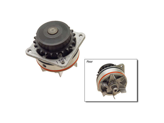 Nissan Pathfinder Power Steering Pump > Nissan Pathfinder Water Pump