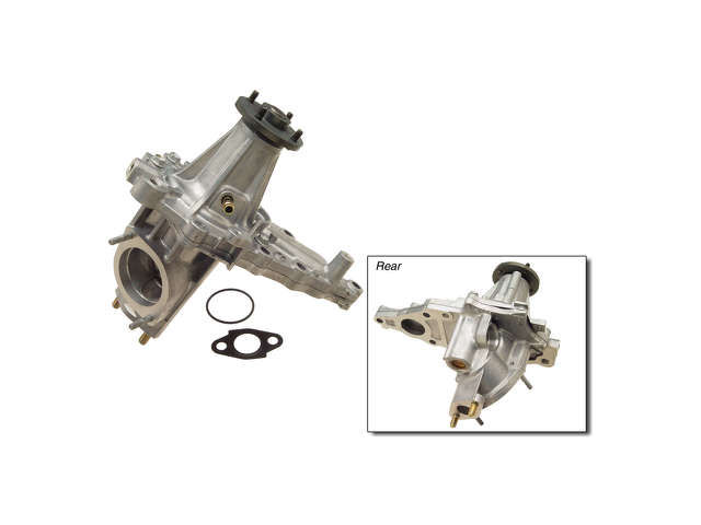 Lexus Auxiliary Water Pump > Lexus IS300 Water Pump