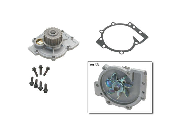 Volvo Xc90 Power Steering Pump > Volvo XC90 Water Pump