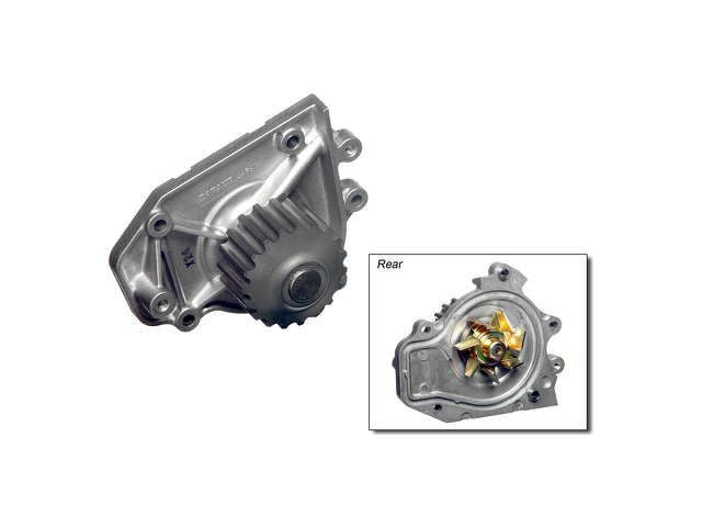 Acura Integra Power Steering Pump > Acura Integra  Water Pump