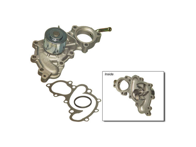 Toyota 4Runner Oil Pump > Toyota 4Runner SR5 Water Pump