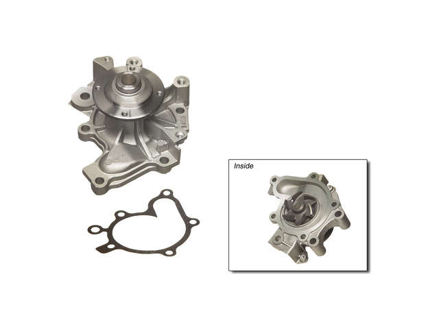 Mazda 6 Oil Pump > Mazda 626 Water Pump