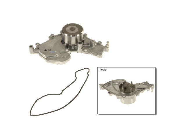 Acura Legend Power Steering Pump > Acura Legend Water Pump