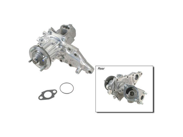 Toyota Supra Power Steering Pump > Toyota Supra Water Pump