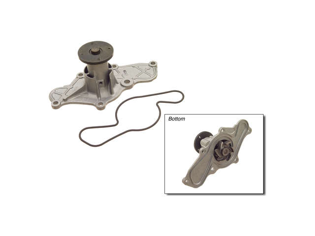 Mazda Auxiliary Water Pump > Mazda MX-3 Water Pump