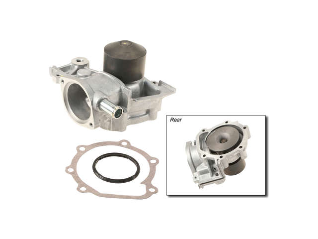 Subaru Legacy Power Steering Pump > Subaru Legacy Water Pump
