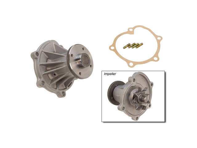 Infiniti Q45 Power Steering Pump > Infiniti Q45 Water Pump