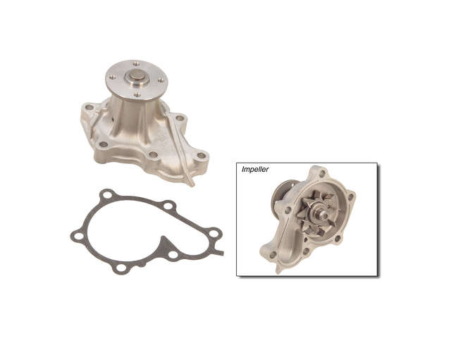 Nissan Power Steering Pump > Nissan Maxima Water Pump