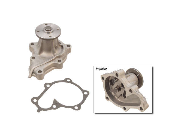 Nissan Maxima Power Steering Pump > Nissan Maxima Water Pump