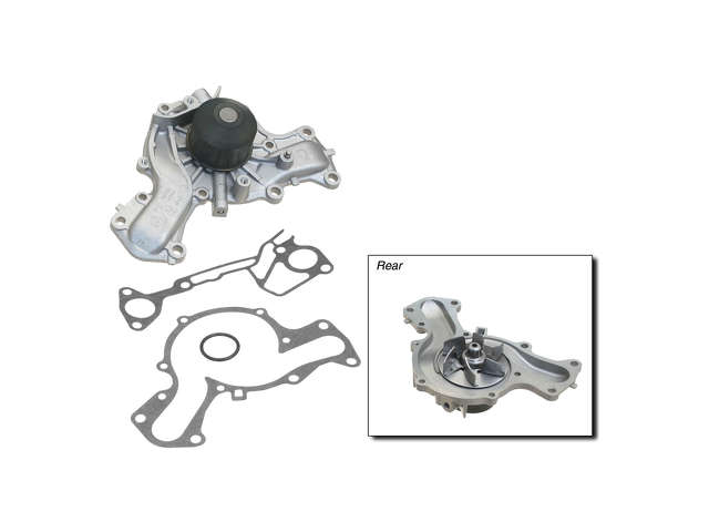 Mitsubishi Montero Oil Pump > Mitsubishi Montero Water Pump